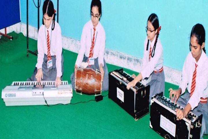 National Convent School-Music