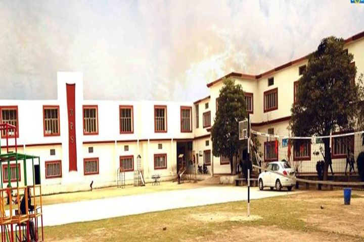 National Public School-Campus