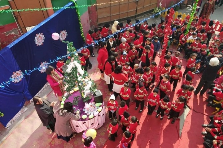 Netaji Model School-Christmas Celebrations