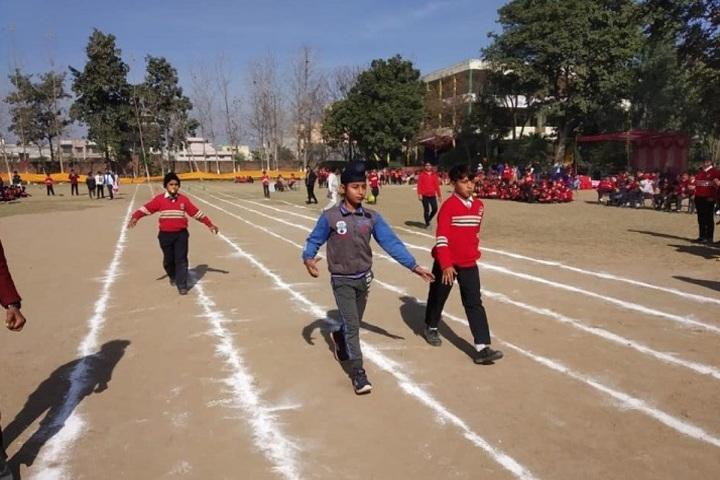 Netaji Model School-Sports