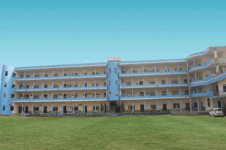 New Gmt Senior Secondary Public School-Campus