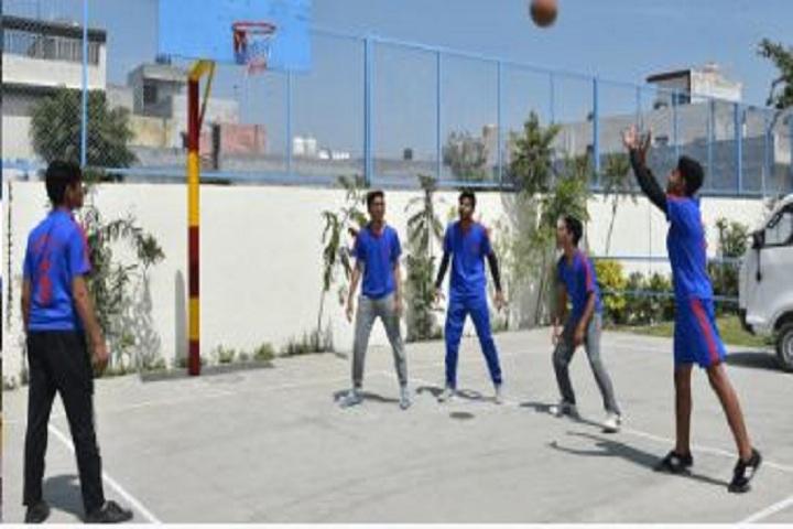 New Gmt Senior Secondary Public School-Sports