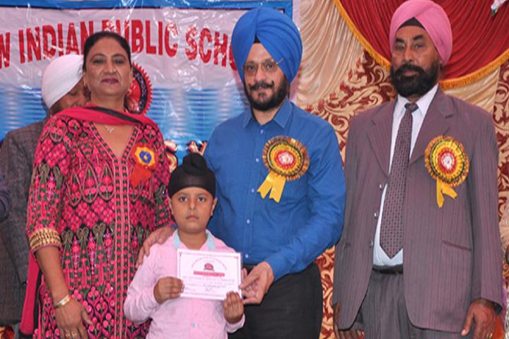 New Indian Public School-Certification