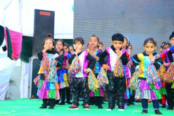 Nishaan Academy-Dance