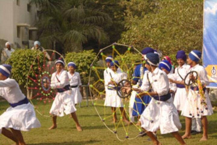Nishaan Academy-Gatka