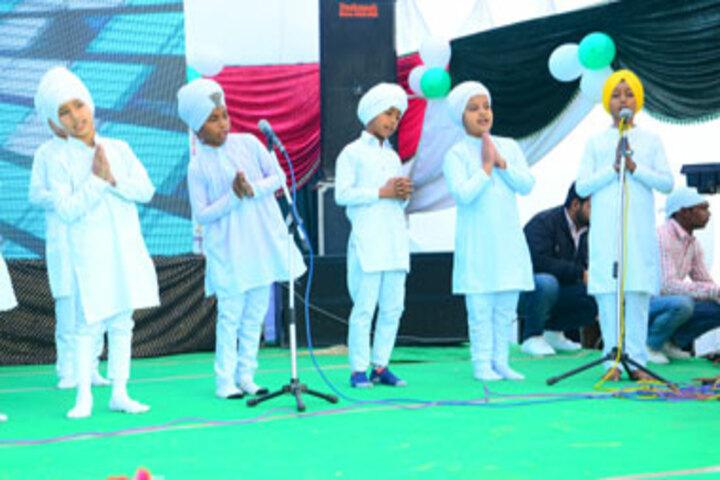 Nishaan Academy-Singing