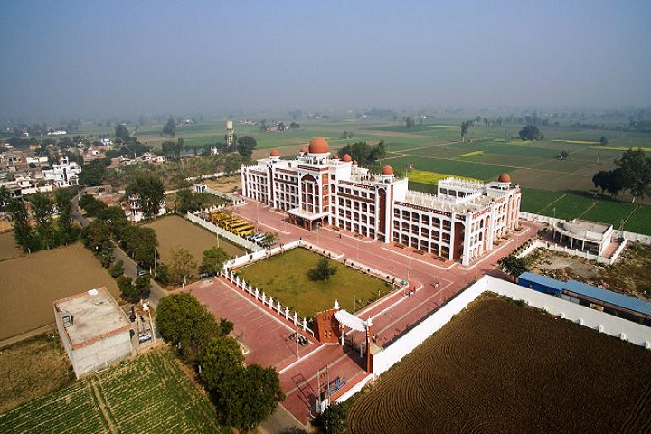 Nishan-E-Sikhi International School-Campus