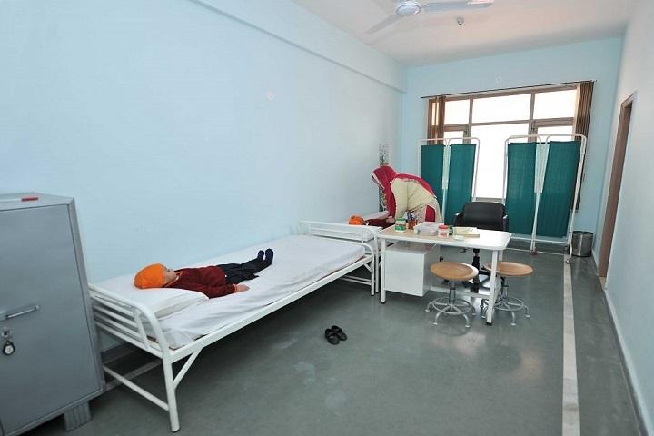 Nishan-E-Sikhi International School-Medical Room