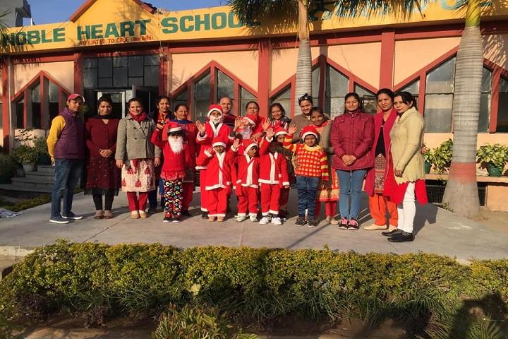 Noble Heart School-Cristamas Celebration