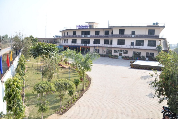 Nri Public Senior Secondary School-School Building