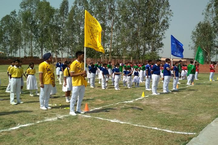 Nri Public Senior Secondary School-Sports Day Celebration