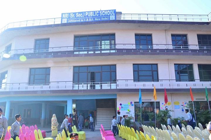 Nri Public Senior Secondary School-Building