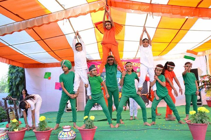 Nri Public Senior Secondary School-Dance Performance