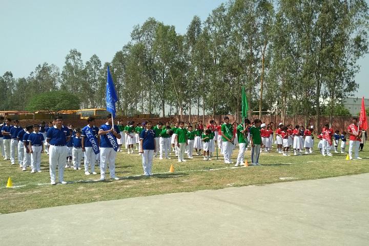 Nri Public Senior Secondary School-Sports Day Celebrations