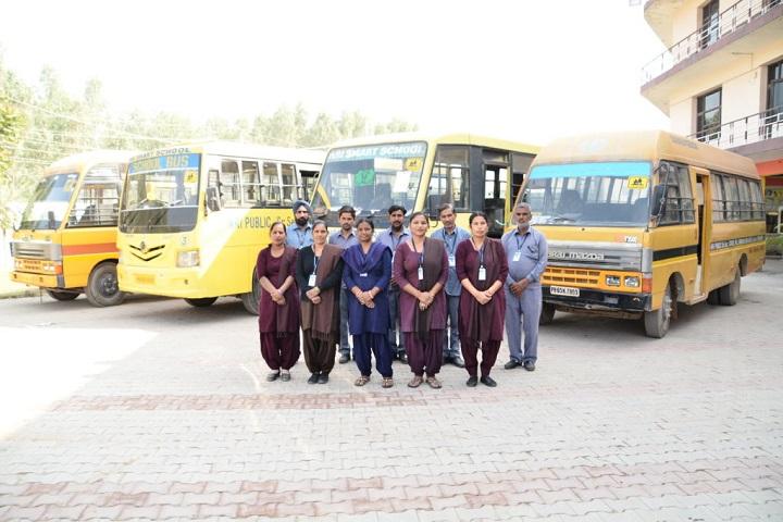 Nri Public Senior Secondary School-Transport