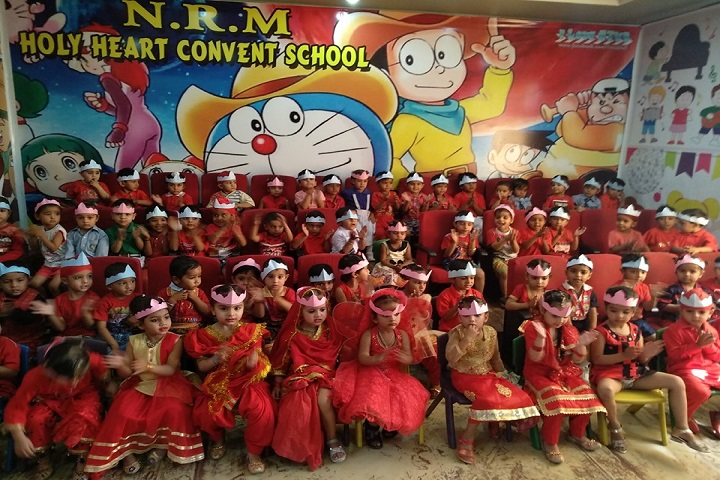 NRM Holly Heart Convent School-Events