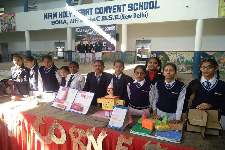 NRM Holly Heart Convent School-School Exhibition