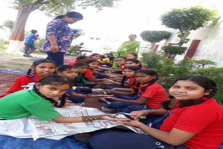 Oliver Public School-Activity