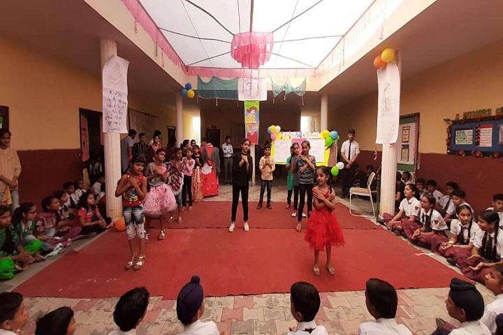 Oliver Public School-Dance