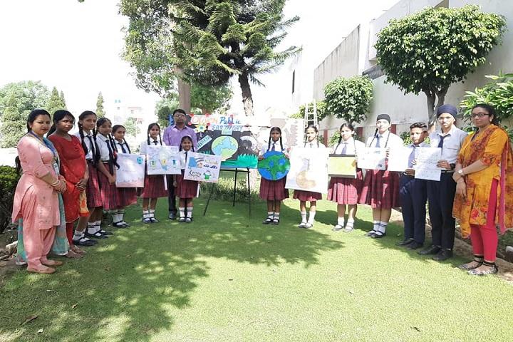 Oliver Public School-Earth Day