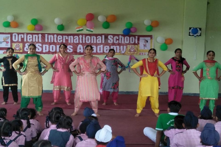 Orient International School