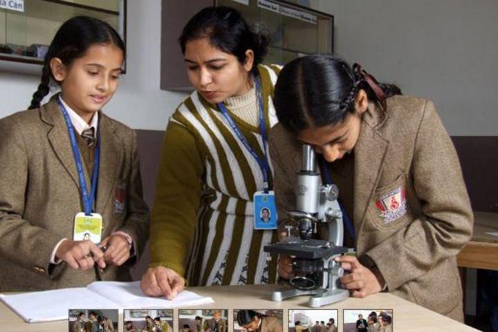 Oxbridge World School- Biology Lab