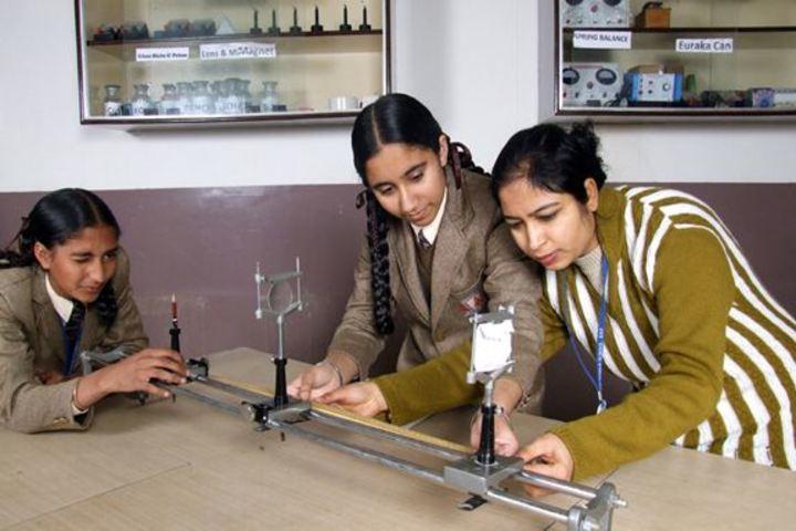 Oxbridge World School- Physics Lab