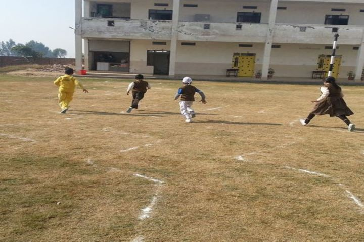 Oxbridge World School- Play Ground