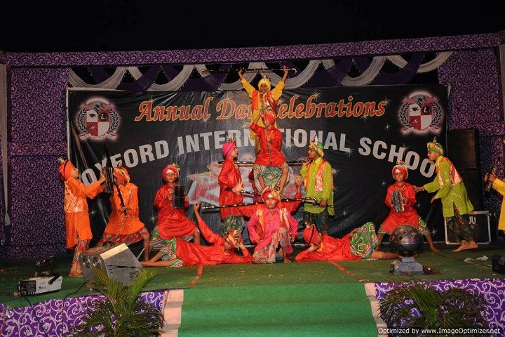 Oxford International School-Annual Day Celebration
