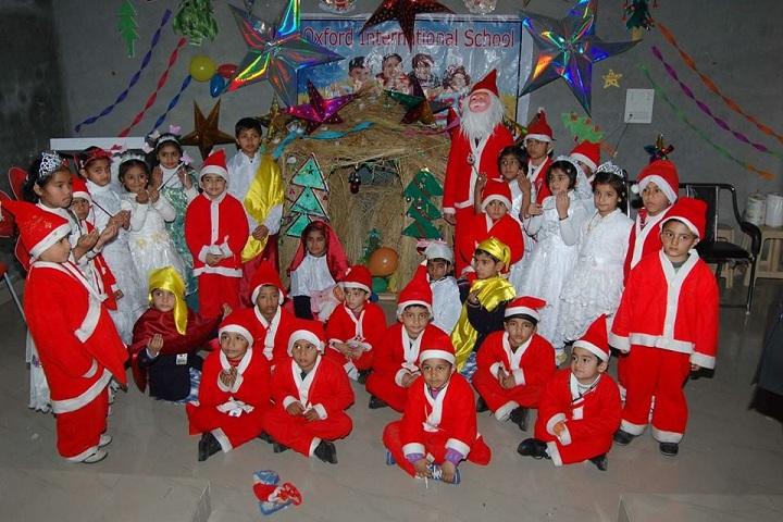 Oxford International School-Christmas Celebrations