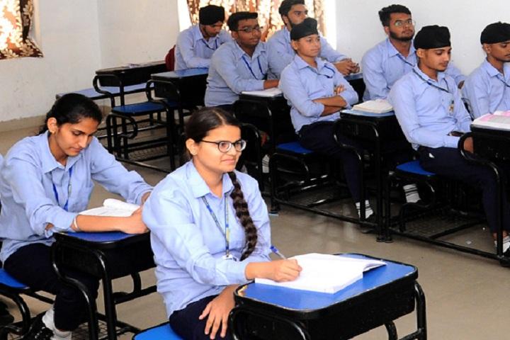Oxford International School-Class Room