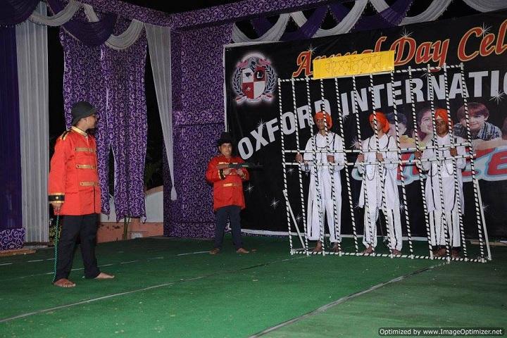 Oxford International School-Drama performance