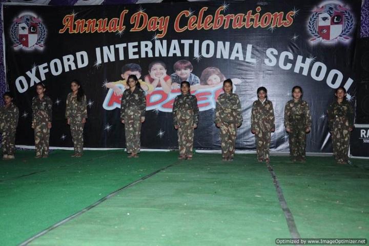 Oxford International School-Annual Day Celebrations