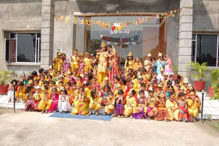 Oxford International School-Janmashtami Celebrations