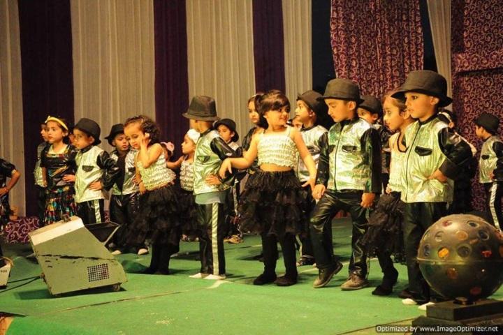Oxford International School-Pre Primary Dance