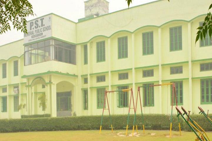 PST Memorial Public School-Building