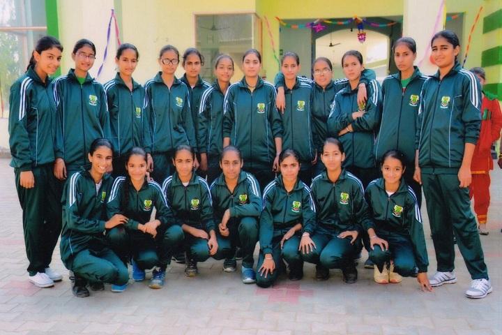 PST Memorial Public School-Sports Team