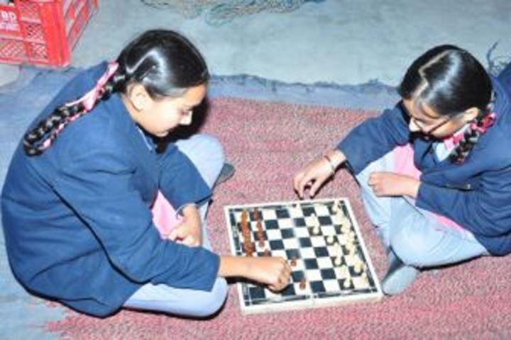 Panacea Senior Secondary Public School-Chess