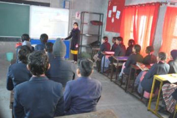 Panacea Senior Secondary Public School-Classroom