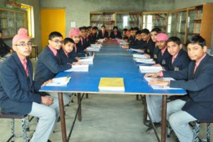 Panacea Senior Secondary Public School-Library