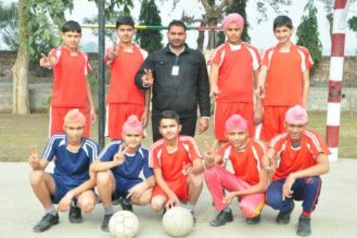 Panacea Senior Secondary Public School-Sports