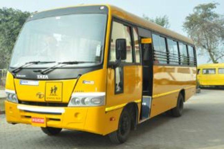 Panacea Senior Secondary Public School-Transport