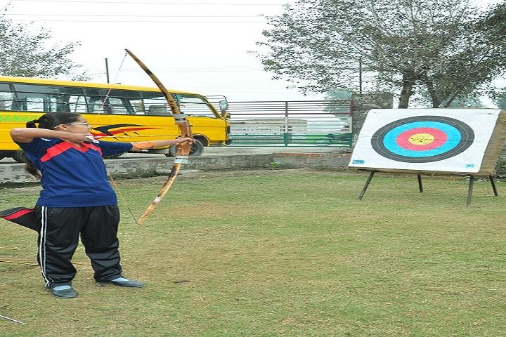 Panacea Senior Secondary Public School-Archery