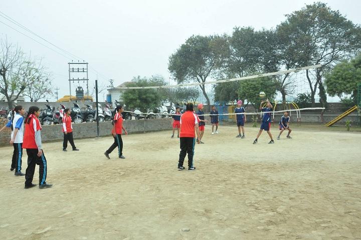 Panacea Senior Secondary Public School-Volley Ball Ground