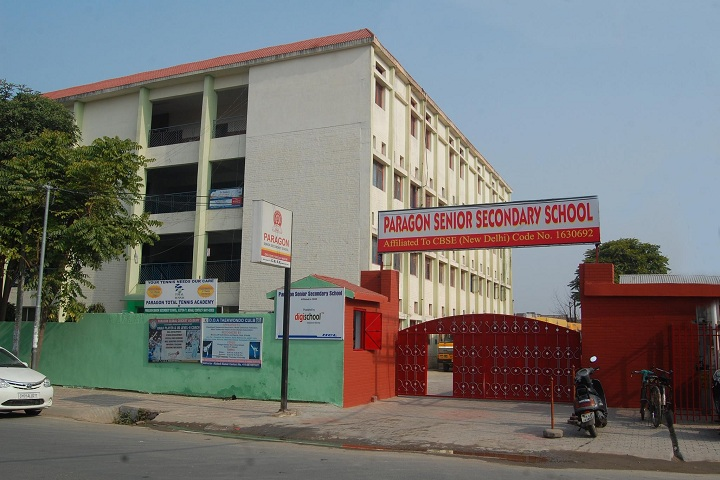Paragon Senior Secondary School-Building