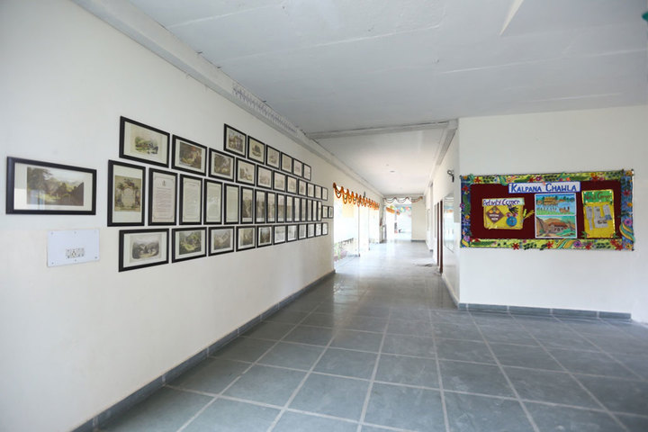 Paragon Senior Secondary School- Inside Campus