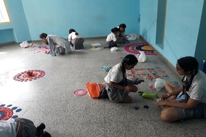 Paragon Senior Secondary School-Activity