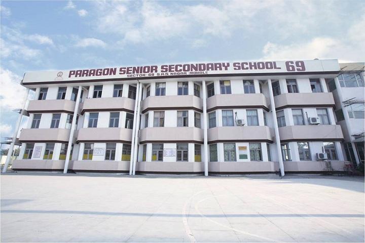 Paragon Senior Secondary School-Campus