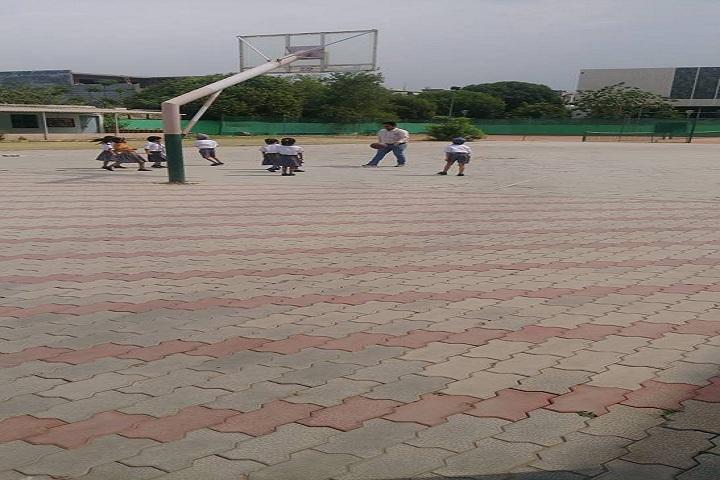 Paragon Senior Secondary School-Play Area