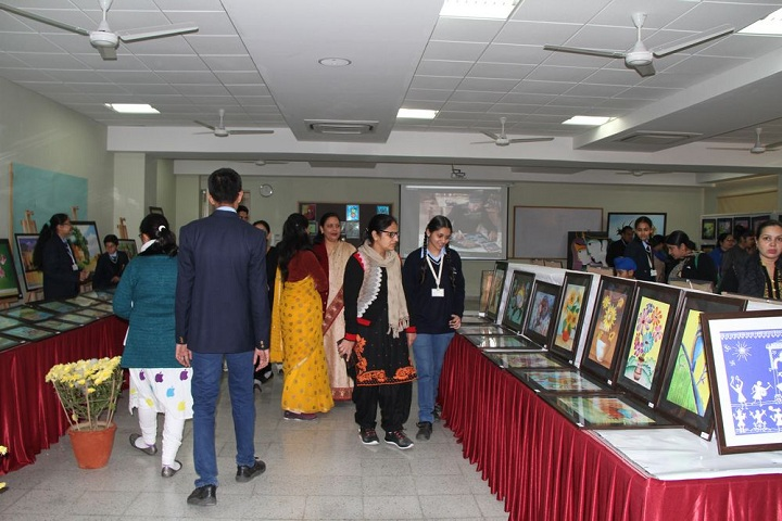 Pathseekers School-School Exhibition